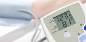 Blood pressure for diabetics